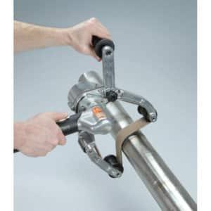 Dynabrade 14360 Pneumatic Pipe Belt Finisher_2
