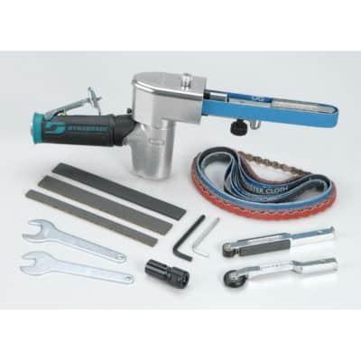 Dynabrade 40321 Dynafile II Abrasive Belt Tool Versatility Kit