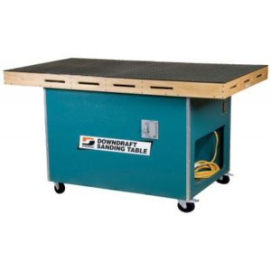 Dynabrade 63209 Dry Downdraft Table