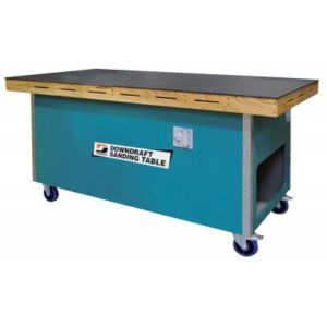 Dynabrade 63210 Dry Downdraft Table