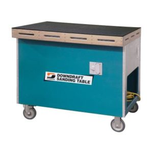 Dynabrade 64201 Dry Downdraft Table