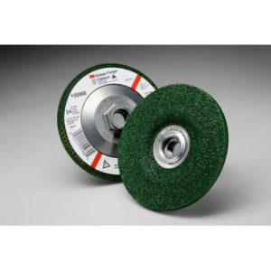 3mtmgreencorpstmdepressedcenterwheel-4-1-2inx1-4inx5-8-11int