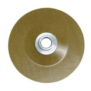 "Dynabrade 50267 4-1/2"" Dia. Disc Backing Pad, 5/8""-11 Thread"