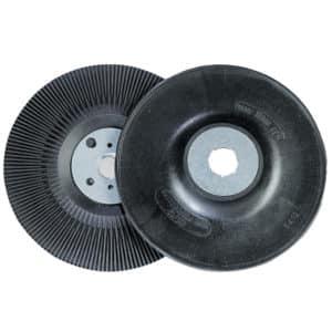 """Dynabrade 50288 4-1/2"""" Dia. Disc Backup Pad, Hard Density, 5/8""""-11 Thread"""