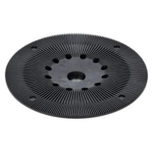 """Dynabrade 50297 7"""" Dia. Disc Backup Pad, Hard Density, 5/8""""-11 Thread"""