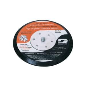 """Dynabrade 50632 6"""" Dia. Non-Vacuum Disc Pad, Rubber-Face"""
