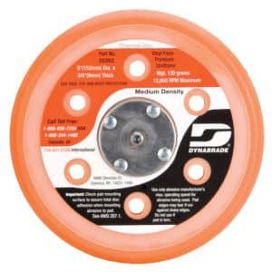 "Dynabrade 56262 6"" Dia. Vacuum Disc Pad, Vinyl-FaceDynabrade 56262 6"" Dia. Vacuum Disc Pad, Vinyl-Face"