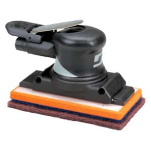 "Dynabrade 57405 3-2/3"" W x 7"" L Dynaline Sander Versatility Kit, Non-Vacuum"