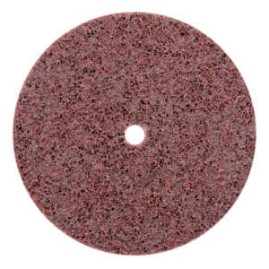 "Dynabrade 78424 4-1/2"" Dia. x 3/8"" Medium DynaBrite Surface Conditioning Disc, 25/pack"