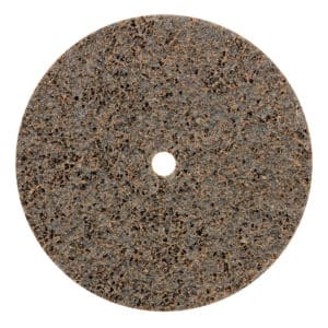 "Dynabrade 78425 4-1/2"" Dia. x 3/8"" Coarse DynaBrite Surface Conditioning Disc, 25/pack"