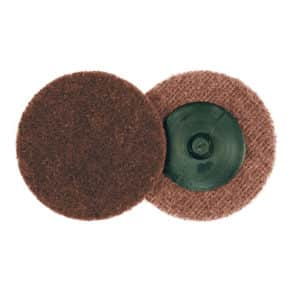 "Dynabrade 90872 2"" Dia. Coarse NWN DynaBrite Locking-Type Disc"