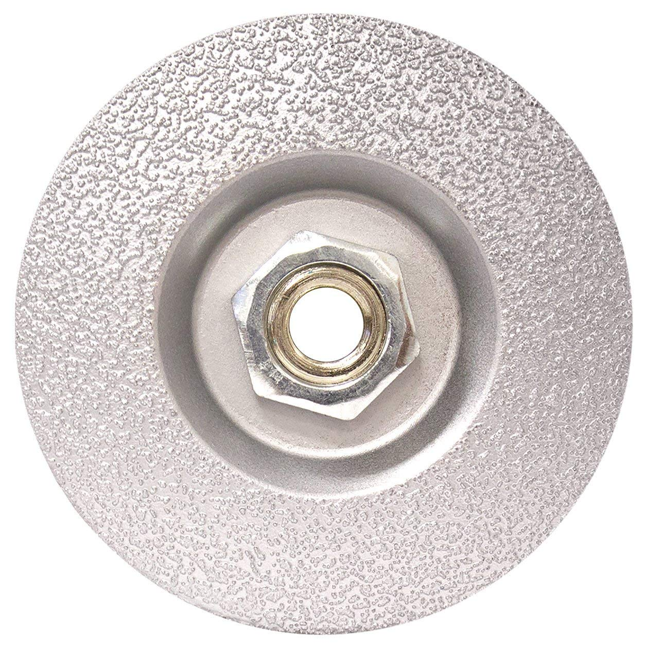 12000 RPM 98 Units 2 in Disc Dia Aluminum Oxide Non-Woven Finishing Disc