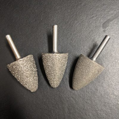 Diamond Cone Plug Grit