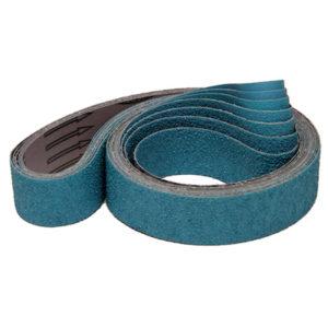 Dynabrade 1 inch Zirconia belts