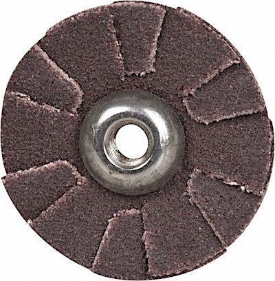 Dynabrade AO Overlap Slotted Discs