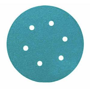 Dynabrade 6 Hole Blue Paper