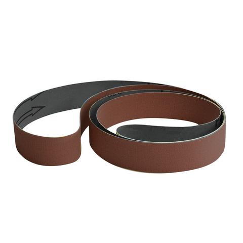 "1//2/"" x 24/"" 60 Grit Aluminum Oxide Metal /& Wood Sanding Belts .5/"" Inch 20 PACK"