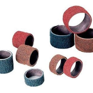 Non-Woven Spiral Bands