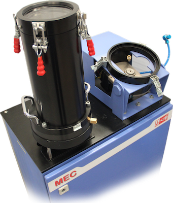 MEC Powder Feeder