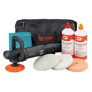 Dynabrade Nitro Series 50209 Polisher Kit, w/ RB3 Buffer