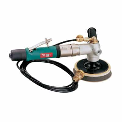 """Dynabrade 51602 6""""-8"""" (152 mm-203 mm) Dia. Right Angle Two-Hand Rotary Basic Buffer"""