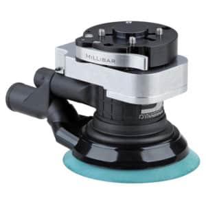 "Dynabrade 56854BKV 5"" Robotic Supreme Kit w/Vacuum"