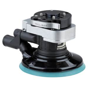 "Dynabrade 56863BKV 6"" Robotic Supreme Kit w/Vacuum"