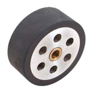 "Dynabrade 63983 - 2"" 50 Dur. Contact Wheel Kit SuperFinisher"