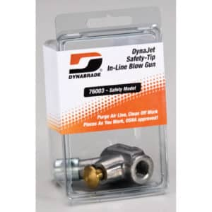 Dynabrade 76003 DynaJet Safety In-Line Blow Gun