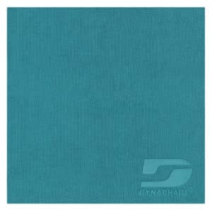 "Dynabrade 90122 - 12"" x 12"" Premium Microfiber Wipe, Teal"