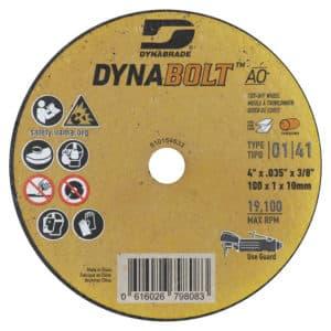 Dynabrade 79808 Type 41 - 4 Cut-Off Wheel