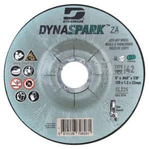 Dynabrade 79828 Type 42 - 5 Grinding Wheel