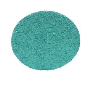 3M 1396, Green Corps Roloc Disc, 01396, 50YF, 2 in, 25 discs per pack, 7000000546