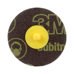 3M 76634, Roloc Disc 777F, 80 YF-weight, TR, 3 in, Die R300V, 7000000555