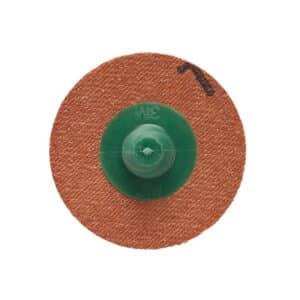 3M 11411, Roloc Disc 361F, 50 YF-weight, TR, 1 in, Die R100N, 7000045095