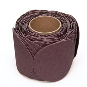 3M 21752, Stikit Cloth Disc Roll 341D, 50 X-weight, 5 in x NH, 7010326149