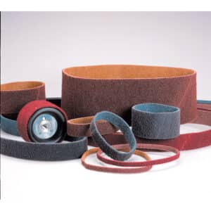 Standard Abrasives 33347 Surface Conditioning RC Belt 888077, 1/4 in x 18 in CRS, 7100036084