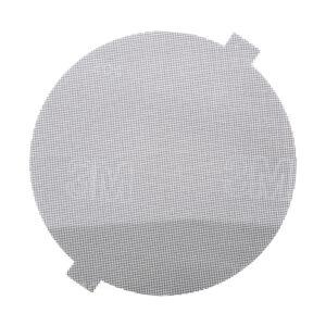 3M 55839, Wetordry Cloth Disc 481W, 5 in x NH, 320, 7100069138