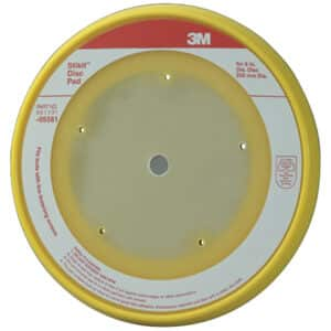 3M 05581, Stikit Disc Pad Dust Free, 8 in, 7100089474