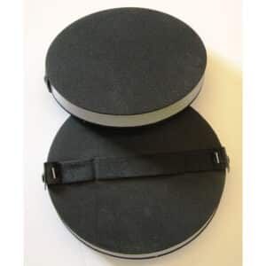 3M 02713, Screen Cloth Disc Hand Pad, 8 in x 1 in, 7100138168
