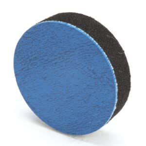 3M 21637, Finesse-it Roloc Sanding Pad, Alternate Thread, 1-1/4 in, 7100168693