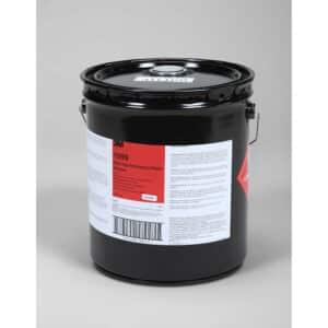 3M 19814, Nitrile High Performance Plastic Adhesive 1099, Tan, 5 Gallon Drum (Pail), 7000000798
