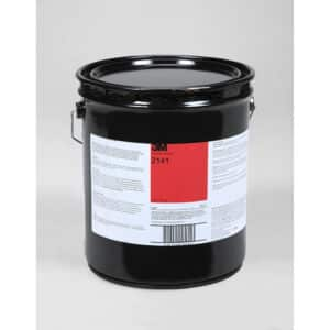 3M 20245, Neoprene Rubber and Gasket Adhesive, 2141 Light Yellow, 5 Gallon Drum (Pail), 7000121216